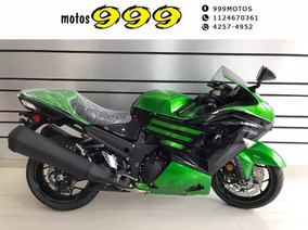 Kawasaki Ninja Zx 14 Zx14 1400 0km 2017