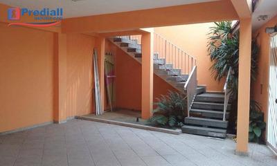 Casa Residencial À Venda, Freguesia Do Ó, São Paulo. - Ca0097