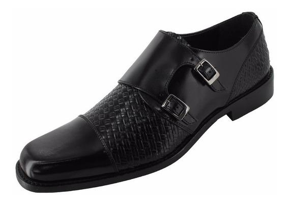 Evolución- Zapato Vestir Fashion-20474 Negro