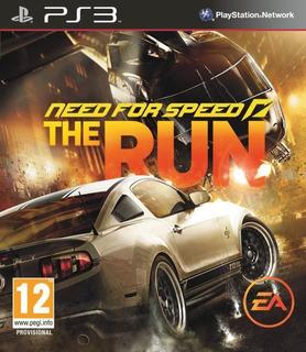 Need For Speed The Run Español - Mza Games Ps3