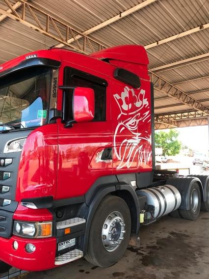 Scania R480 6x4