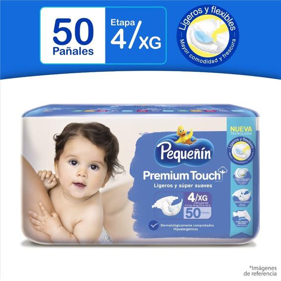 Pañales Pequeñín Premium Et4x50 - Unidad a $890