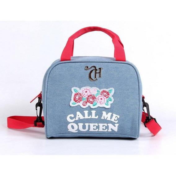 Lancheira Capricho Térmica Juvenil Call Me Queen 11290