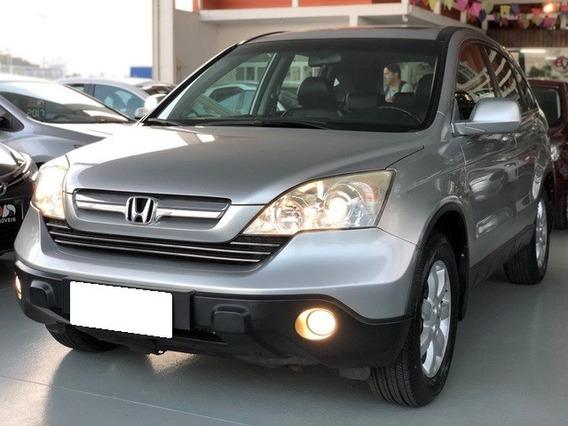 Honda Cr-v Exl 2.0 Prata 16v Gasolina 4p Aut. 2009
