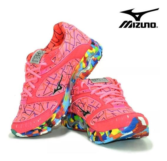 Tenis Mais Vendidos Feminino Mizuno Wave Prime Pro 9 Barato