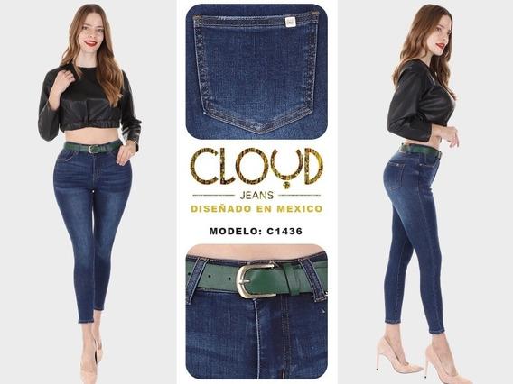 Jeans Para Dama ¿¿¿Rise - High Fit- Skinny