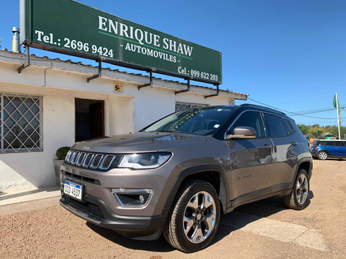 Jeep Compass 2019 2.4 Limited 4x4 At 5p