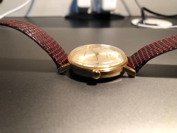 Relógio Hamilton Ouro Vintage Anos 70 Automático