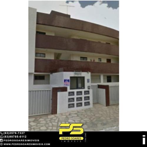 Imagem 1 de 1 de Apartamento Com 2 Dormitórios À Venda, 52 M² Por R$ 150.000 - Jardim Cidade Universitária - João Pessoa/pb - Ap4856