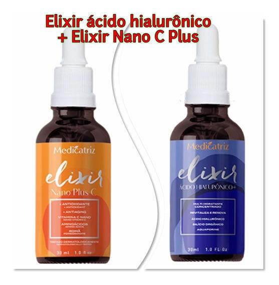 Elixir Acido Hialuronico + Nano Plus C - Medicatriz