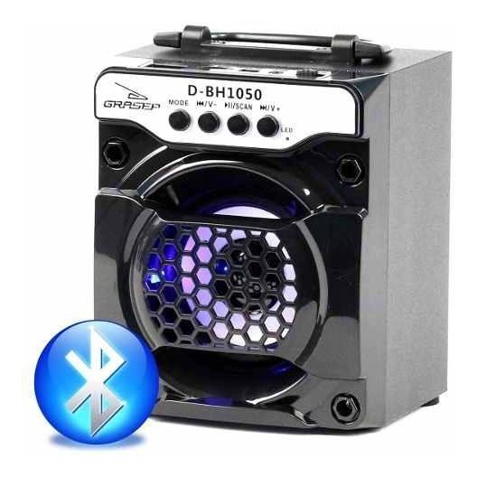 Kit 4 Caixas De Som Bluetooth Portátil Atacado Caixinha Mp3