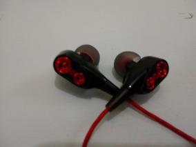 Fone De Ouvido Dual Driver Estéreo Alta Qualidade Bass 4d