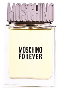 Perfume Moschino Forever Masculino Edt 100ml Original Tester