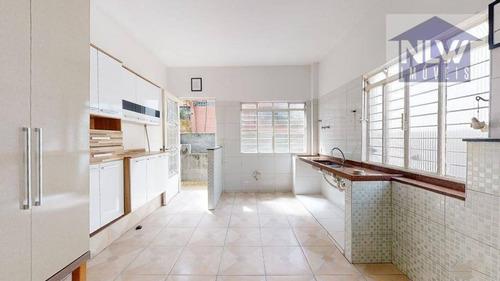 Casa Com 4 Dormitórios À Venda, 146 M² Por R$ 795.000,00 - Vila Leopoldina - São Paulo/sp - Ca0147
