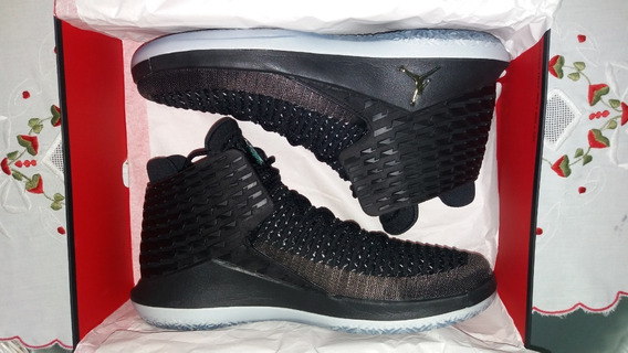Tênis Nike Air Jordan 32 Black Cat Top !!!