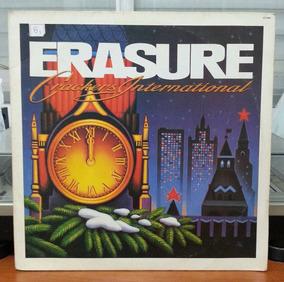 Erasure - Crackers International - 1989 (lp)