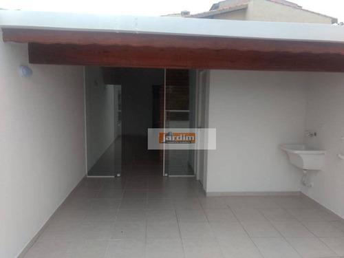 Cobertura Residencial À Venda, Vila Marina, Santo André. - Co1094