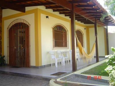 Casa Em Enseada Azul, Guarapari/es De 300m² 3 Quartos À Venda Por R$ 750.000,00 Ou Para Locação R$ 1.100,00/dia - Ca198951