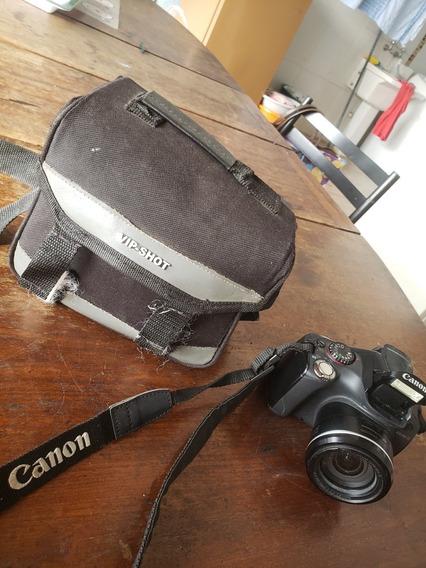 Câmera Fotográfica Canom Sx30is
