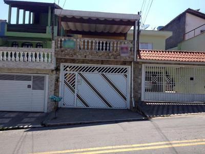 Venda Casa Terrea Maua Jd Primavera Ref:123806 - 1033-1-123806