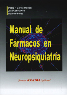 Manual De Farmacos En Neuropsiquiatria