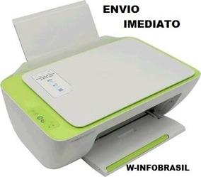 Impressora Multifuncional Hp Color Deskijet 2135 Com Cabo Us
