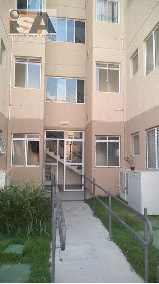Apartamento Em Parque Santa Rosa - Suzano, Sp - 3277