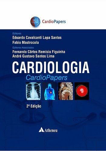 Livro Cardiologia Cardiopapers 2ª Edição 2019