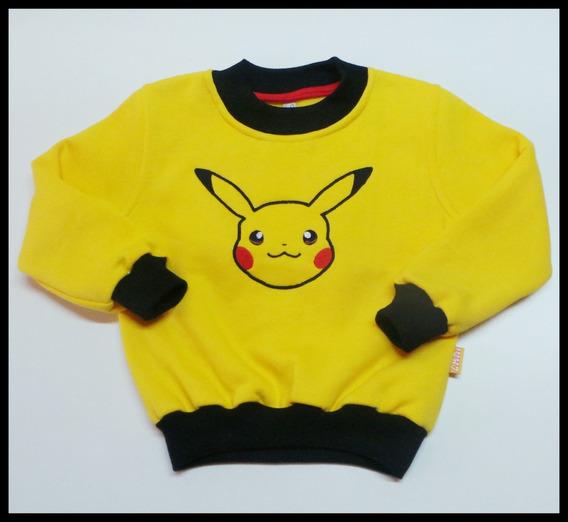 Buzo Niño Pikachu Pokémon
