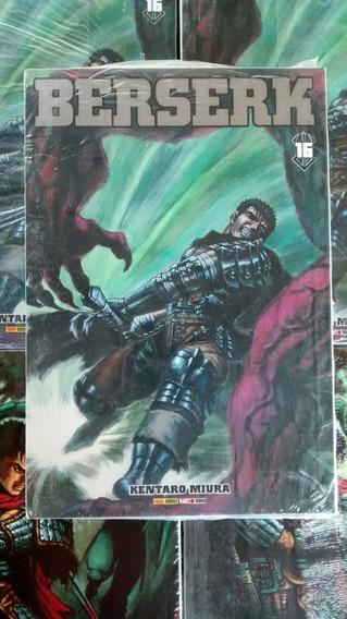 Berserk Vol 16 Novo Edição Luxo