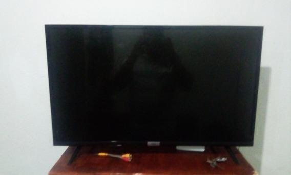 Tv Smart Tcl Para Retirada De Peças