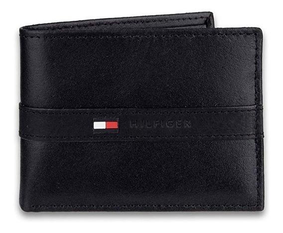 Billetera : Tommy Hilfiger Ranger - 100% Original En Caja.