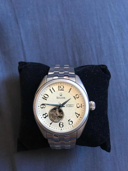 Relógio Bulova Masculino Automático Wb21847e