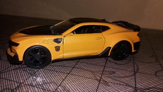 Miniatura Camaro 2016 Bumblebee Transformers 5 Jada 1/32