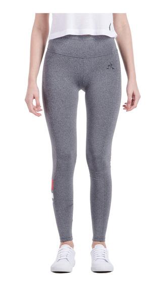 Pantalon Sporty Legging Gris Mujer Le Coq Sportif