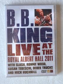Dvd B.b.king Live At The Royal Albert Hall 2011 Novo Lacrado