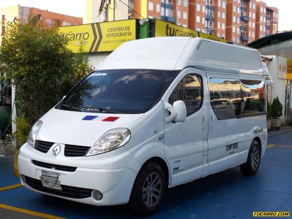 Autobuses Microbuses Renault Trafic