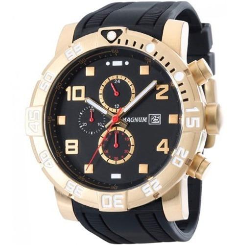 Relógio Masculino Analógico Magnum Ma34174u