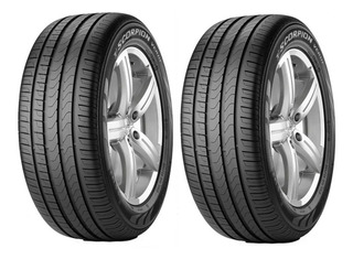 2 Llantas 225/55r19 V Pirelli Scorpion Verde Zt
