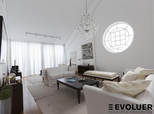 219mts², 2 Dormitorios En Suite Con Cochera, Los Molinos Building.