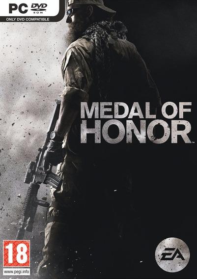 Medal Of Honor 2010 Pc Original Frete Gratis !!