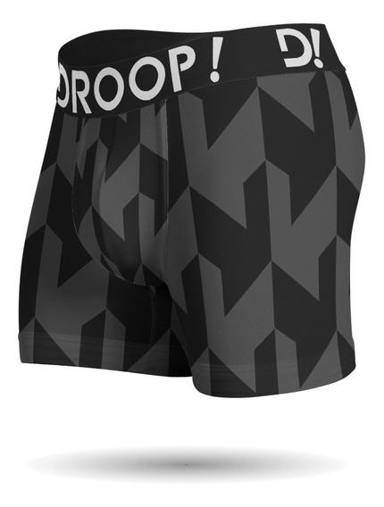 Kit 12 Cuecas Box Boxer Droop! - Masculina Top! Importada