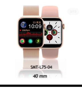Reloj Inteligente Smart Watch Mistral Mujer Smt-l75-04