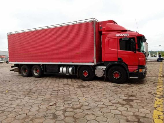 Caminhao Bitruck Scania P310