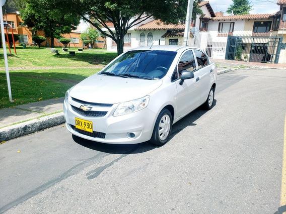 Chevrolet Sail Lt 1400 Mt Tc Aa
