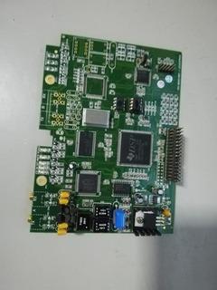 Placa Tronco Digital E1 Leucotron Active Tds / Ip 100