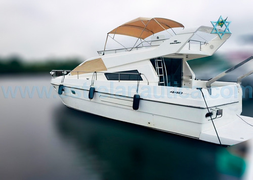 Lancha Intermarine 440 Full Barco Iate Ferretti Azimut Axtor