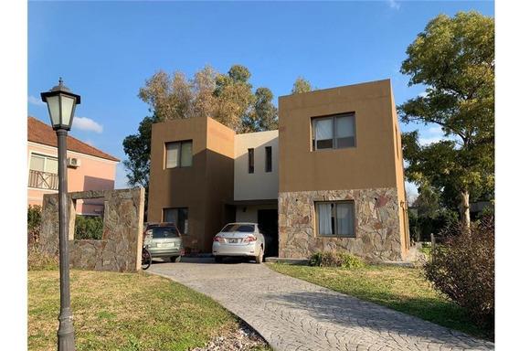 Casa En Alquiler - Fincas Del Lago - Imperdible