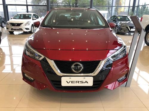 Nissan Versa 1.6 Exclusive Cvt #02