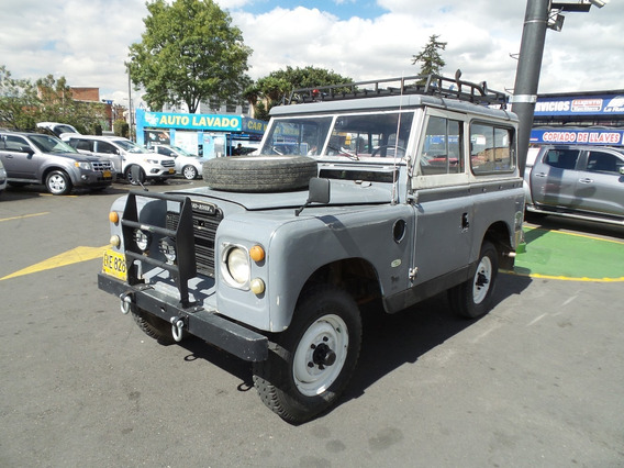 Land Rover Santana Mt 2300cc 4x4